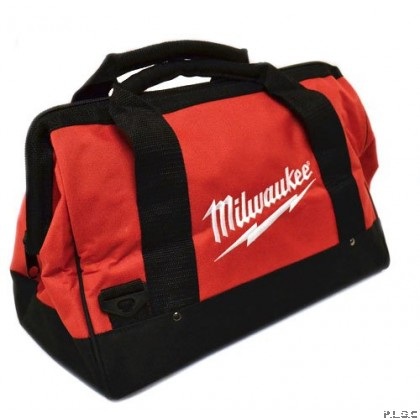 Milwaukee Heavy Duty Canvas Contractor Bag MCB-M18 Size L With Water resistant and Stapping
