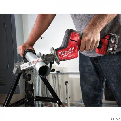 Milwaukee M18 M18FHZ 18V Cordless Fuel Hackzall SawZall. Suitable For wood cutting / Metal Cutting Heavy Duty