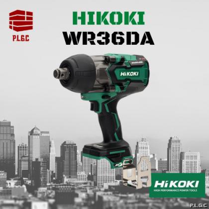 Hikoki WR36DA (3/4  ) Cordless 36V Multi-volt Impact Wrench with Brushless Motor