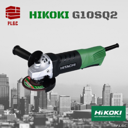 Hikoki Corded G10SQ2 100MM  Disc Grinder with Paddle Switch / Angle Grinder